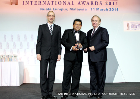 The Excellence in Retail Financial Services International Awards